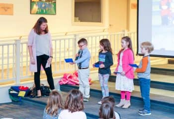 Brookwood School students participate in Empty Bowls Full Hearts program
